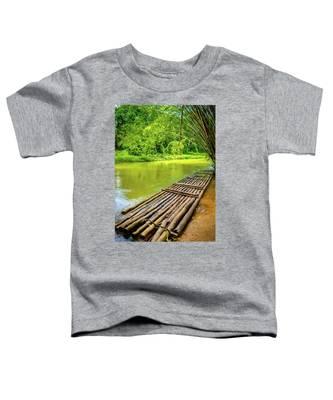 Martha Brae River Rafting Toddler T-Shirt