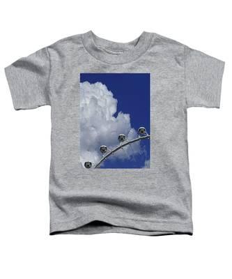 Pod Cluster 2 Toddler T-Shirt by Skip Hunt