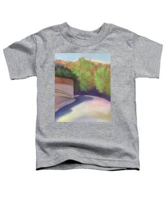 Port Costa Street In Bay Area Toddler T-Shirt