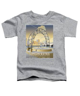 Simon Estes Amphitheater Toddler T-Shirt