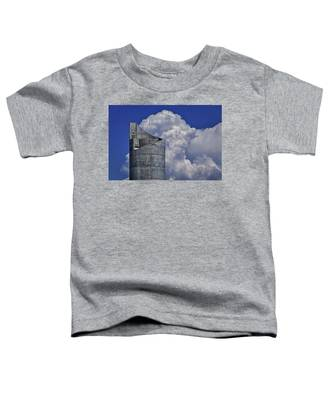 Stacked Toddler T-Shirt by Skip Hunt