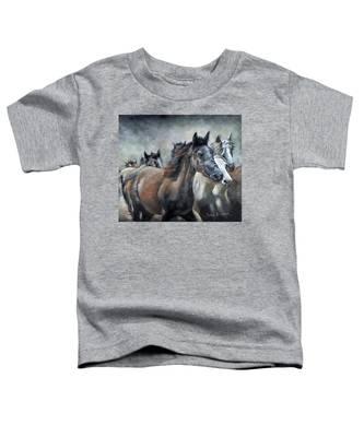 Stampede Toddler T-Shirt