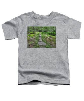 Stepping Stone Path - Kinnelon Toddler T-Shirt