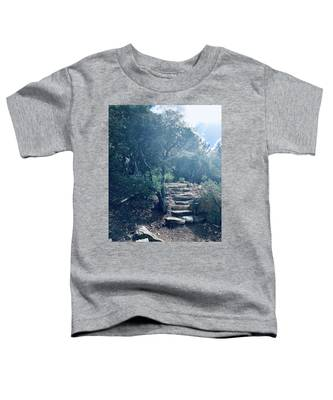 Steps To Enlightenment  Toddler T-Shirt