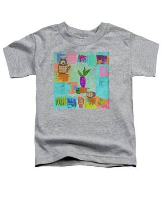 The Art Of Tea Two Toddler T-Shirt