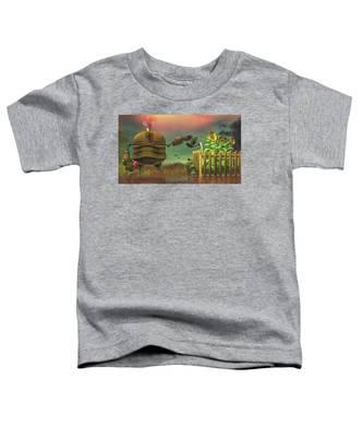 The Gardener Toddler T-Shirt