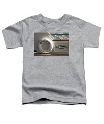 Way Better Than No Luck Toddler T-Shirt