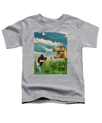 Wildlife Photographer  Toddler T-Shirt