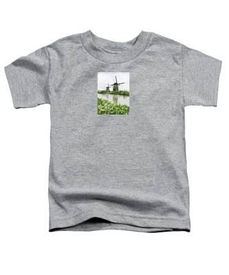 Windmills Toddler T-Shirt