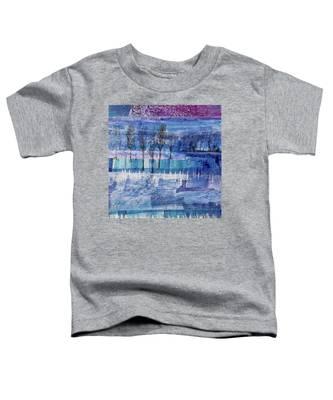 Winter Blues 1 Toddler T-Shirt