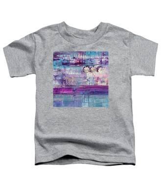 Winter Blues 2 Toddler T-Shirt