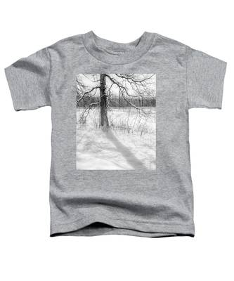 Winter Simple Toddler T-Shirt