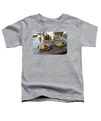 Alcohol Toddler T-Shirts