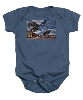 Going To Jerusalem Baby Onesie
