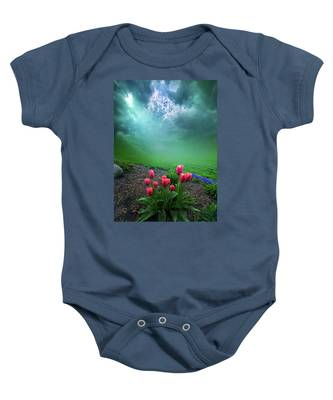 A Dream For You Baby Onesie