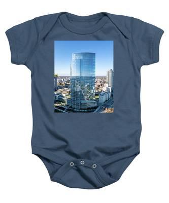 Northwestern Mutual Tower Baby Onesie