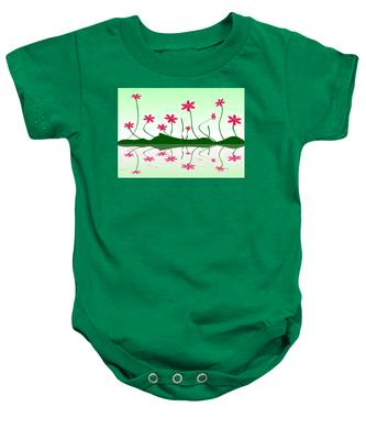Abstract Baby Onesies