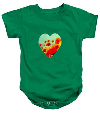 Poppy Time Baby Onesie