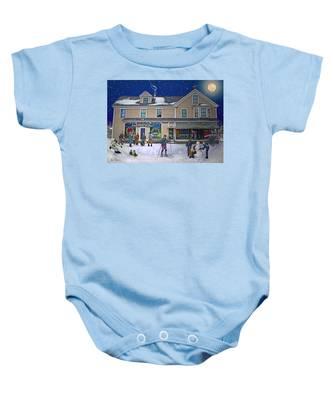 Faddens General Store In North Woodstock Nh Baby Onesie