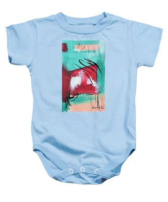 Staying In Miami Baby Onesie