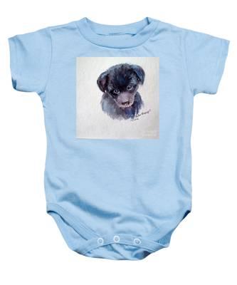 The Puppy Baby Onesie