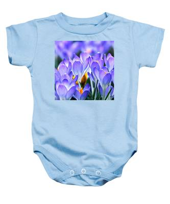 Here Come The Croci Baby Onesie
