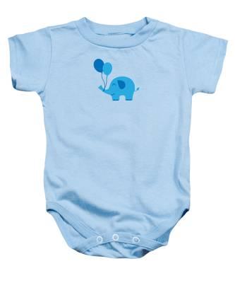 Baby Elephant Baby Onesies