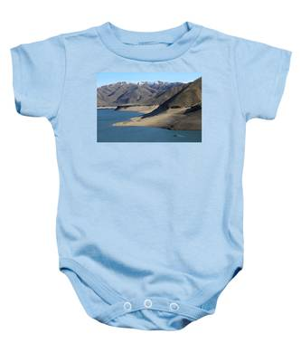 Baby Onesie featuring the photograph Idaho by Dart and Suze Humeston