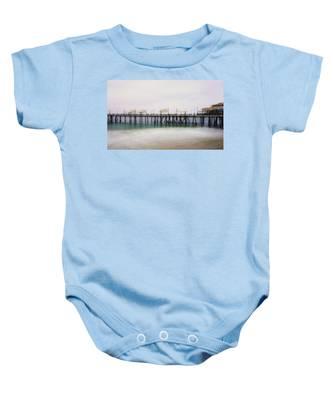 All Quiet On Redondo Pier Baby Onesie