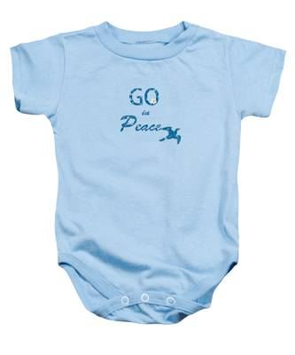 River Blue Baby Onesie