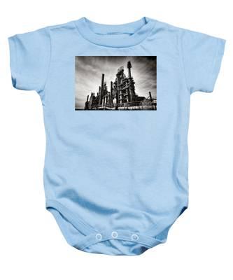 Bethlehem Steel Baby Onesie