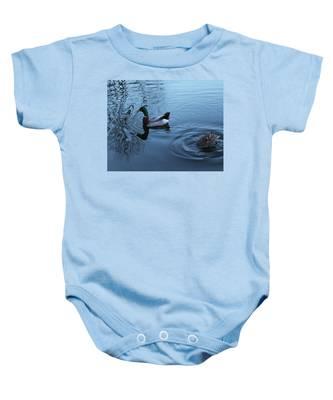 Mallard Duck Baby Onesie
