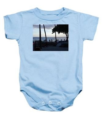 Vacation Baby Onesies