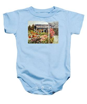 Klehm Arboretum I Baby Onesie
