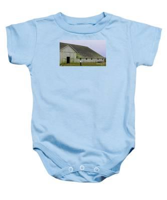 Pierce Pt. Ranch Study Baby Onesie