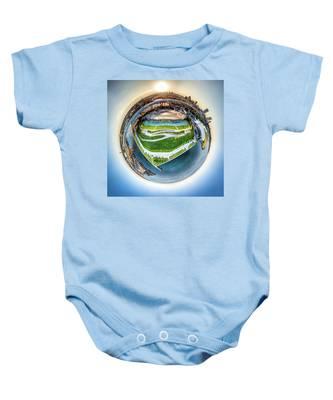Planet Summerfest Baby Onesie