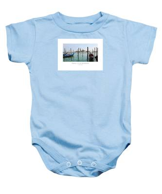 Venetia - At The Waterfront Baby Onesie