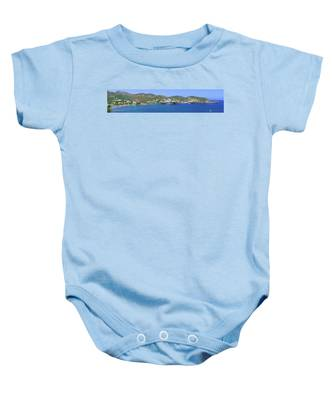 Beaches Of Bali Baby Onesie