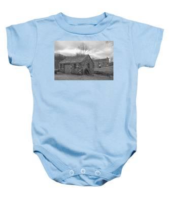 Lock House And Store - Waterloo Village Baby Onesie
