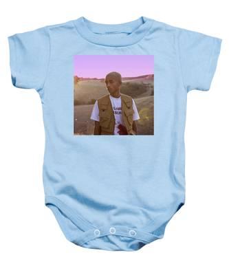 Syre Jaden Smith Baby Romper Unique Baby Creeping Suit