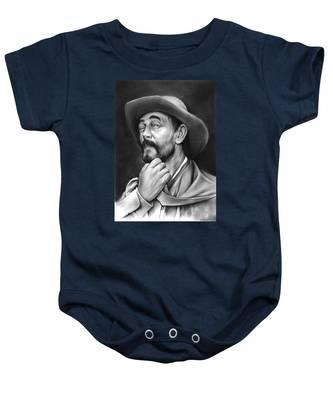 Deputy Festus Haggen Baby Onesie