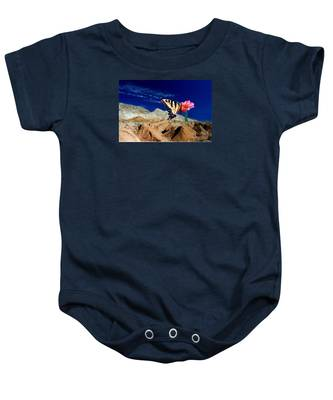 Keep The Faith Baby Onesie