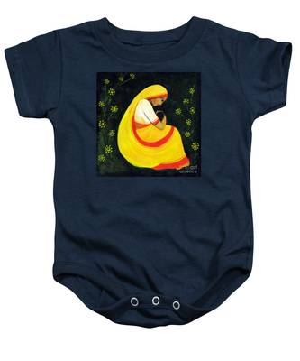 Mother And Child Baby Onesie