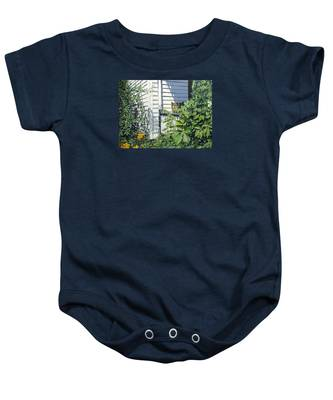 A Corner Of Summer Baby Onesie