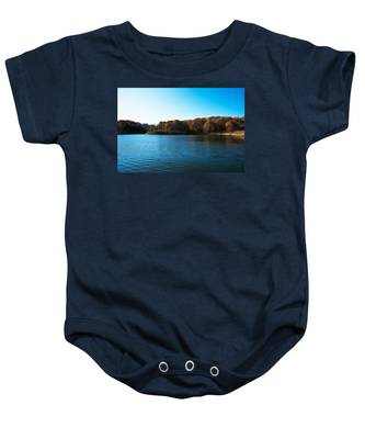 Autumn The In Loess Hills Baby Onesie
