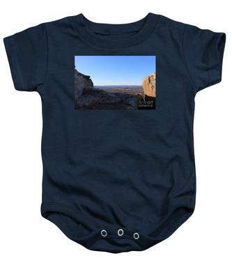 Beyond The Wall Baby Onesie