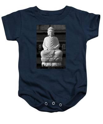 Gautam Buddha Baby Onesie