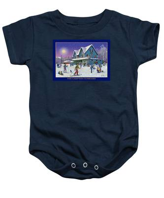 The Morning After At Campton New Hampshire Baby Onesie
