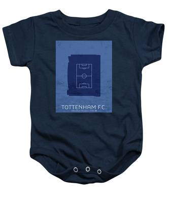 Tottenham Hotspur Baby Onesies Fine Art America
