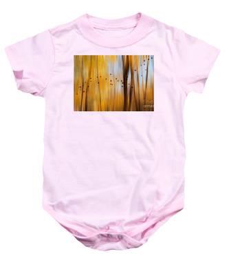 Mystic Forest Baby Onesie